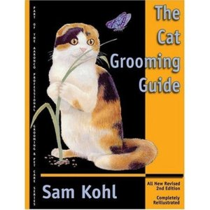 A classic cat grooming guide