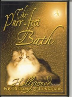 Bathing Persians & Longhairs